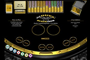 Jul 22, · 21 Duel Blackjack is a unique online variant of Blackjack designed and released by Playtech.The basic object of the game, just as in regular Blackjack, is to get as close as possible to 21 without going over, and beat the dealer.The difference with 21 Duel Blackjack is in how you go about making your hand/5.Çaldıran